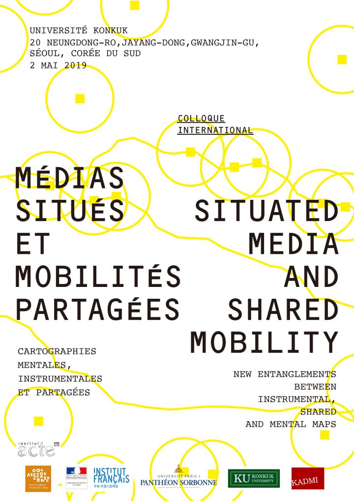 Situated media & shared mobility
