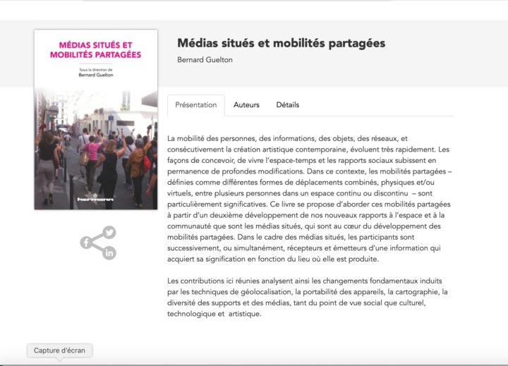 Médias situés & Mobilités partagées