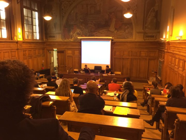 Conference Digital Interfaces in situation of mobility