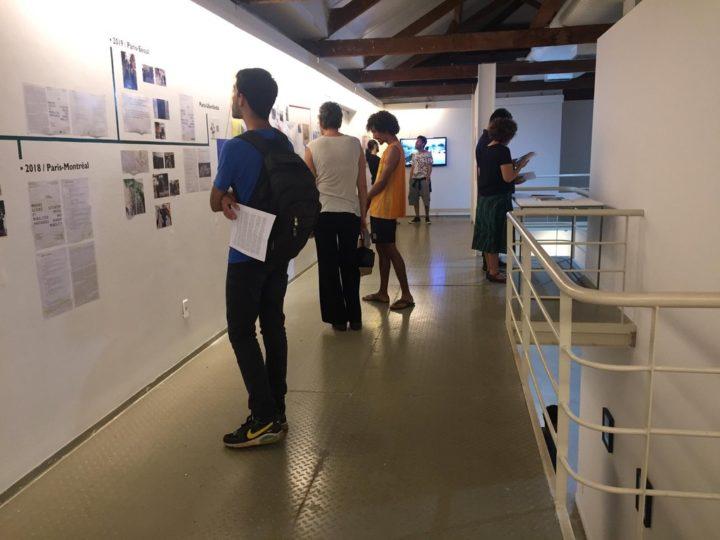 Exhibition & workshop Hupareel Brazil überlandia